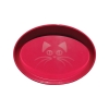 Scream OVAL CAT BOWL 300ml Loud Pink - Click for more info