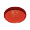 Scream OVAL CAT BOWL 300ml Loud Orange - Click for more info