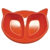 Scream CAT FACE DOUBLE BOWL 2 x 350ml Loud Orange - Click for more info