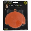 Scream DOG FOOD CAN COVER 4pk Assorted Colours - Click for more info