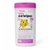 Petkin KITTY EARWIPES - 40pk - Click for more info
