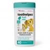 Petkin TOOTH WIPES - 40pk - Click for more info