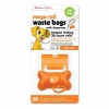 Petkin MEGA-ROLL Waste Bags - 60 pcs with dispenser - Click for more info