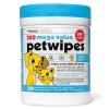 Petkin MEGA VALUE PET WIPES - 200pk - Click for more info