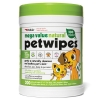 Petkin MEGA VALUE NATURAL PET WIPES - 200pk - Click for more info