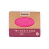 ZippyPaws PET WASTE BAGS Box of 160 bags - Pink - Click for more info