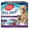 Simple Solution ALL DAY PREMIUM DOG PADS 58cm x 61cm - 50pk - Click for more info