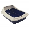ZEEZ BIRBA LITTER TRAY Large 56x39x21cm Night Blue - Click for more info