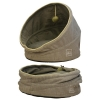 ZeeZ POP UP PET CAVE WITH CUSHION Storm Grey 47x47x69cm - Click for more info