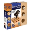 SmartCat PEEK-AND-PLAY TOY BOX cm(26 x 26 x 6) - Click for more info