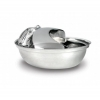 Pioneer STAINLESS STEEL PET FOUNTAIN - Raindrop Style - Click for more info