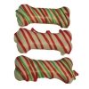 Huds and Toke - CHRISTMAS FROSTED DOGGY BONE 3pk - Click for more info