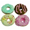 Huds and Toke - LITTLE DOGGY DONUTS 4pk - Click for more info