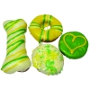 Huds and Toke - AUSSIE DOGGIE MIXED COOKIES 4pk - Click for more info