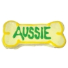 Huds and Toke - AUSSIE LARGE DOG BONE COOKIE 1pk - Click for more info