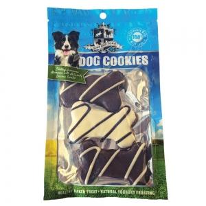 Huds and Toke - CAROB & YOGHURT BONE 3pk - Click for more info