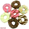 Huds and Toke - DOGGY DONUTS LARGE (7cm) BULK 30pk - Click for more info