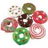 Huds and Toke - LARGE CHRISTMAS DOGGY DONUTS BULK 30pk - Click for more info
