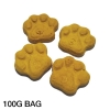 Huds and Toke - GOLDEN PAWS COOKIES 100g - Click for more info