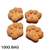 Huds and Toke - OMEGA PAWS COOKIES 100g - Click for more info