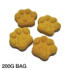 Huds and Toke - GOLDEN PAWS COOKIES 200g - Click for more info