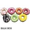 Huds and Toke - GRAINFREE DOGGY DONUTS 7cm BULK BOX 30pk - Click for more info