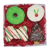 Huds and Toke - XMAS COOKIE MIX GIFT BOX (4 Cookies) - Click for more info