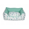 ZeeZ LOUNGER Mint Polkadot (53x43x18cm) - Click for more info