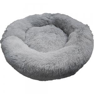Prestige SNUGGLE PALS CALMING CUDDLER BED - Grey 80cm - Click for more info