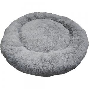 Prestige SNUGGLE PALS CALMING CUDDLER BED - Grey 100cm - Click for more info