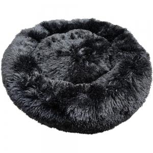 Prestige SNUGGLE PALS CALMING CUDDLER BED - Black 80cm - Click for more info