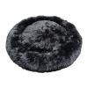 Prestige SNUGGLE PALS CALMING CUDDLER BED - Black 100cm - Click for more info