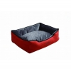 Scream RECTANGLE BOLSTER BED Loud Orange 80x64x24cm - Click for more info