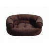 ZeeZ PET SOFA Brown 58x42x20cm - Click for more info