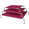 ZeeZ PLATINUM ELEVATED PET BED Shiraz Small 80x56x15cm - Click for more info