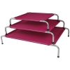 ZeeZ PLATINUM ELEVATED PET BED Shiraz Medium 100x73x18cm - Click for more info