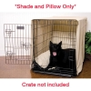Coolaroo CRATE SHADE w/PILLOW XX-Large (cm 122L x 76 x 86H) - Click for more info