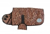 Designer Collection DOG COAT Size XS (10-14) Leopard - Click for more info