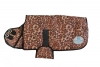 Designer Collection DOG COAT Size XXL (30-34) Leopard - Click for more info