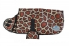 Designer Collection DOG COAT Size XS (10-14) Giraffe - Click for more info
