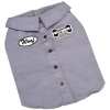 Harley-Davidson® - T Shirt 'Grey Work'  SML - Click for more info