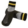 ZEEZ WATERPROOF NON-SLIP PET SOCKS BLACK Large (4.3 x 10.5cm - Click for more info