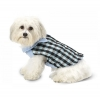 Vail Checkered Vest Blue - M - 14-17inches - Click for more info