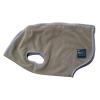 ZeeZ COZY FLEECE DOG VEST S1 (19cm) Coffee Brown - Click for more info