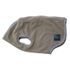 ZeeZ COZY FLEECE DOG VEST S3 (22cm) Coffee Brown - Click for more info
