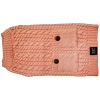 ZEEZ CABLE KNITTED SWEATER XX-Large 60cm - Musk Pink - Click for more info