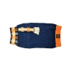 ZEEZ KNITTED SWEATER w/SCARF Medium 32cm - Navy - Click for more info
