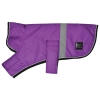 ZEEZ DAPPER DOG COAT Size 18 (46cm) Royal Purple - Click for more info