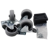 ZEEZ BRACCO 4, 5 & 6 TRAVEL CARRIER WHEELS 4pk - Click for more info