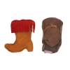BOOT AND HAT CAT TOY - (Assorted) - Click for more info